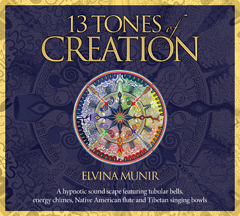 13 TONES OF CREATION CD