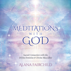 MEDITATIONS WITH GOD CD