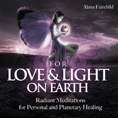 FOR LOVE & LIGHT ON EARTH CD