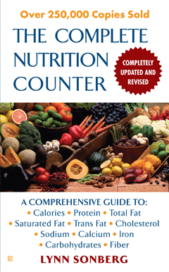 COMPLETE NUTRITION COUNTER