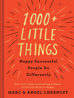 1000+ LITTLE THINGS HAPPY SUCCESSFUL PEOPLE DO DIFFERENTLY HB