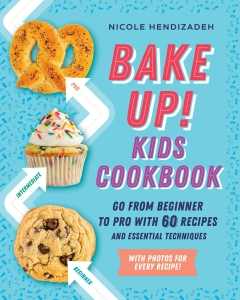 BAKE UP! KIDS COOKBOOK