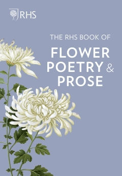 RHS BOOK OF FLOWER POETRY AND PROSE HB
