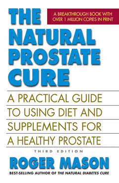 NATURAL PROSTATE CURE Third Edition