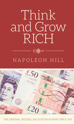 THINK AND GROW RICH HB