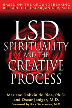 LSD SPIRITUALITY AND THE CREATIVE PROCESS