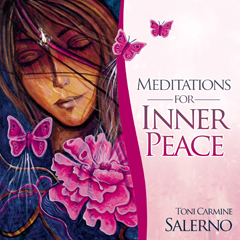 MEDITATIONS FOR INNER PEACE CD
