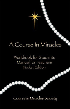 COURSE IN MIRACLES - Pocket Edition