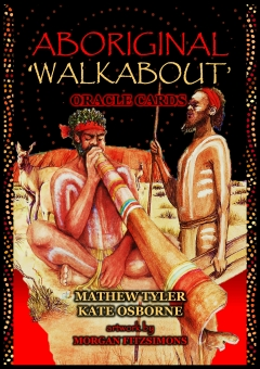 ABORIGINAL WALKABOUT ORACLE CARDS