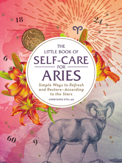 LITTLE BOOK OF SELF-CARE FOR ARIES HB