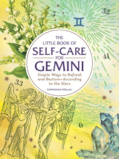 LITTLE BOOK OF SELF-CARE FOR GEMINI HB