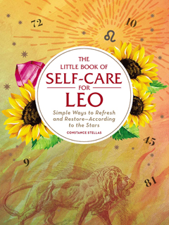 LITTLE BOOK OF SELF-CARE FOR LEO HB