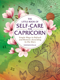 LITTLE BOOK OF SELF-CARE FOR CAPRICORN HB