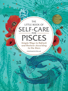 LITTLE BOOK OF SELF-CARE FOR PISCES HB
