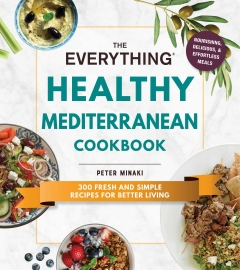 EVERYTHING HEALTHY MEDITERRANEAN COOKBOOK
