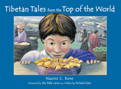 TIBETAN TALES FROM THE TOP OF THE WORLD HB