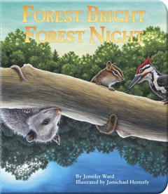FOREST BRIGHT, FOREST NIGHT Board Book