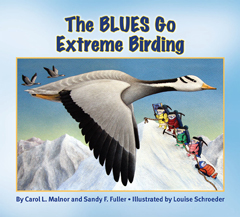 BLUES GO EXTREME BIRDING