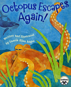 OCTOPUS ESCAPES AGAIN! HB