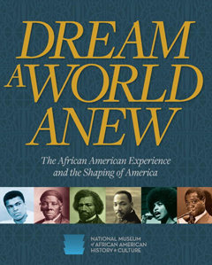 DREAM A WORLD ANEW HB