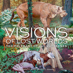 VISIONS OF LOST WORLDS HB