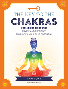 KEY TO THE CHAKRAS