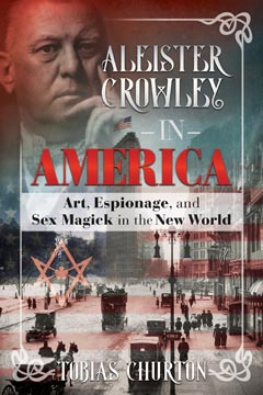 ALEISTER CROWLEY IN AMERICA HB