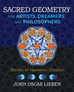 SACRED GEOMETRY FOR ARTISTS, DREAMERS, AND PHILOSOPHERS HB