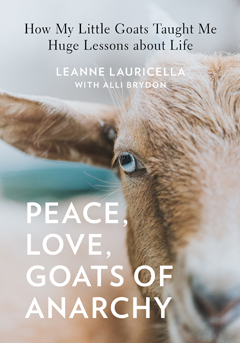 PEACE, LOVE, GOATS OF ANARCHY HB