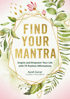 FIND YOUR MANTRA HB