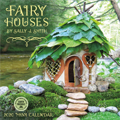 FAIRY HOUSES MINI CALENDAR 2020