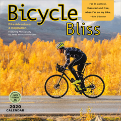 BICYCLE BLISS CALENDAR 2020
