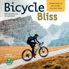 BICYCLE BLISS CALENDAR 2021