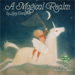MAGICAL REALM CALENDAR 2021