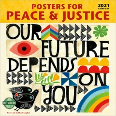 POSTERS FOR PEACE & JUSTICE CALENDAR 2021