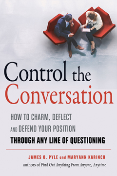 CONTROL THE CONVERSATION