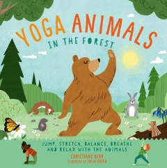 YOGA ANIMALS: IN THE FOREST HB