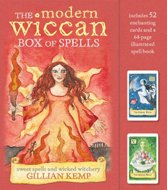 MODERN WICCAN BOX OF SPELLS