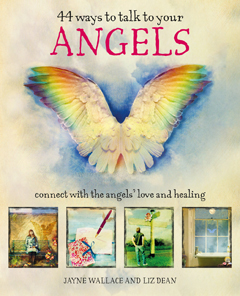 44 WAYS TO TALK TO YOUR ANGELS HB New Edition