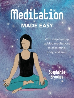 MEDITATION MADE EASY HB