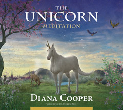 UNICORN MEDITATION CD