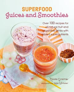 SUPERFOOD JUICES AND SMOOTHIES HB
