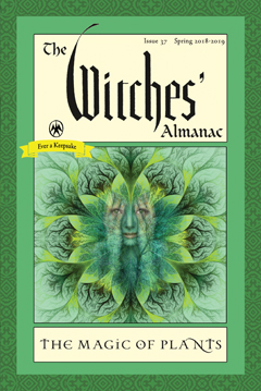 WITCHES' ALMANAC 2018