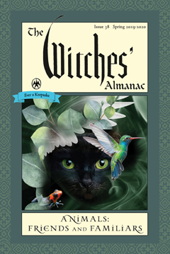WITCHES' ALMANAC 2019