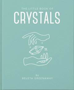 LITTLE BOOK OF CRYSTALS HB