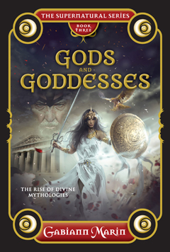 GODS AND GODDESSES HB The Supernatural Series Book Three