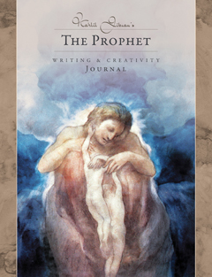 KAHLIL GIBRAN'S THE PROPHET - Writing & Creativity Journal