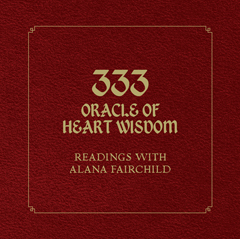 333 ORACLE OF HEART WISDOM HB