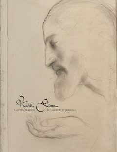 KAHLIL GIBRAN - Contemplation and Creativity Journal