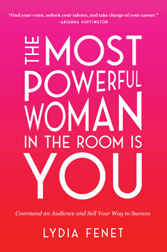 MOST POWERFUL WOMAN IN THE ROOM IS YOU HB